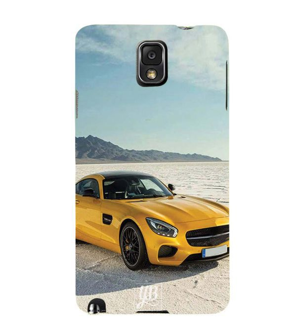 Samsung Galaxy Note 3 3D Back Covers By YuBingo