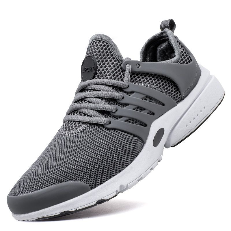 Couple Women Men Sport Shoes Light Running Shoes Mesh Breathable Soft Sole Sneakers Casual Shoes