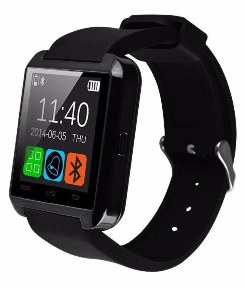 M-STARK U8 Smartwatch suitable  for Canvas 4 Plus A315 Smart Watches