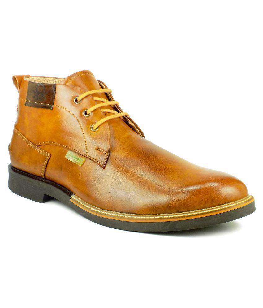 Ripley Tan Chelsea boot