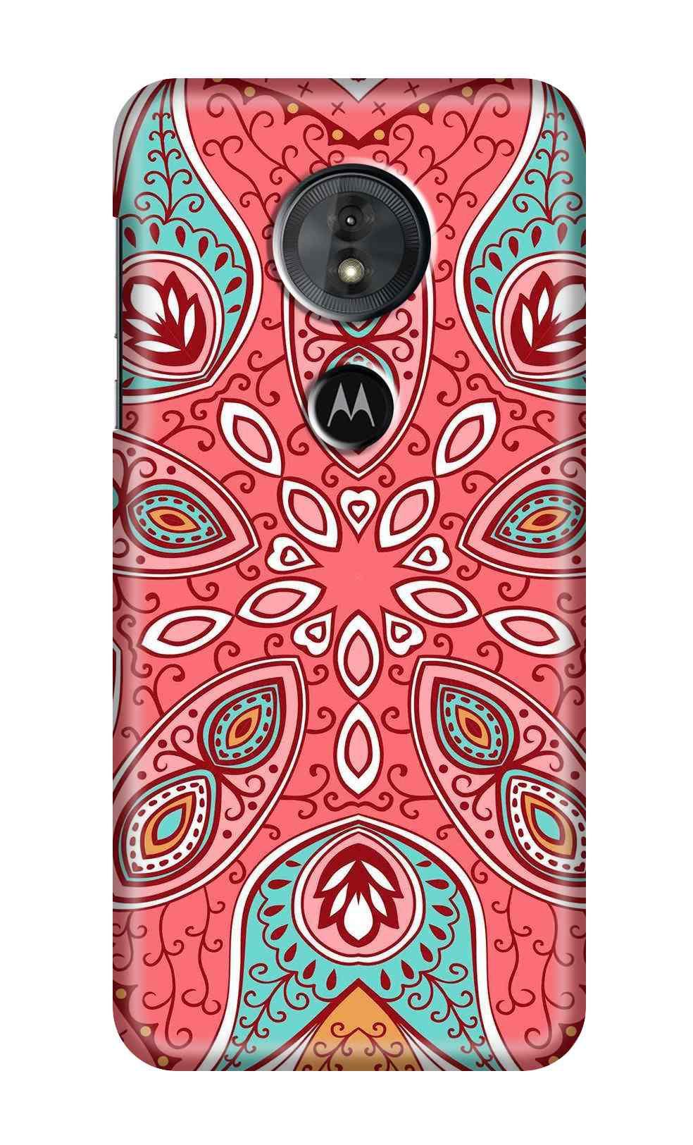 Motorola Moto G6 Play Printed Cover By SWAGMYCASE