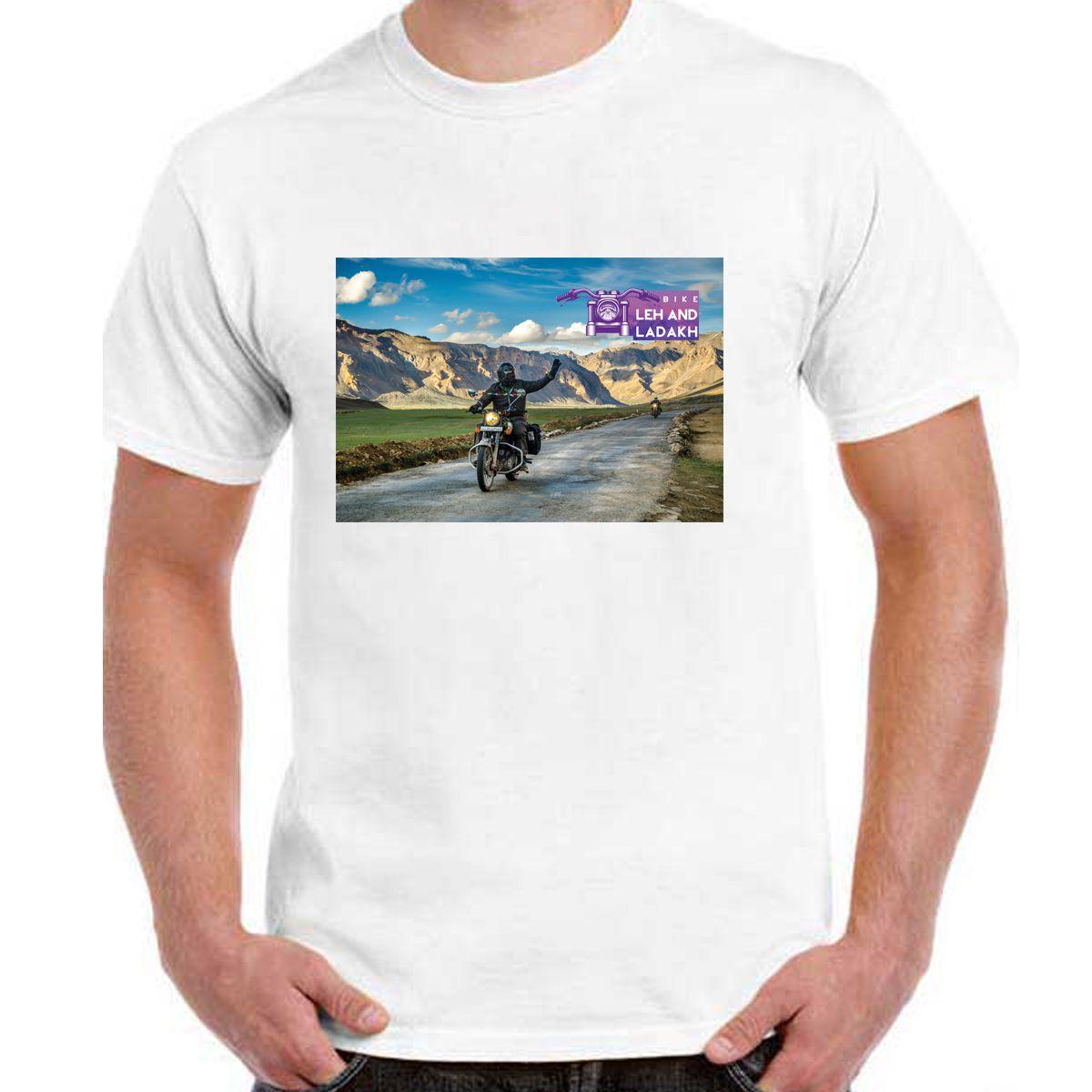 Tshirt on Leh Ladakh-S