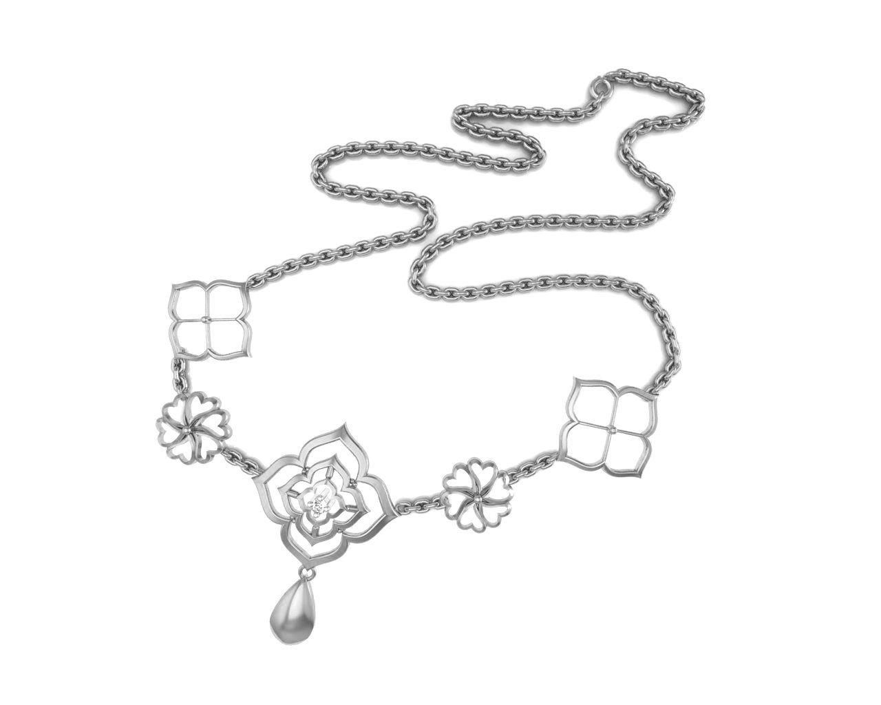 Avsar 18k Gold Necklace