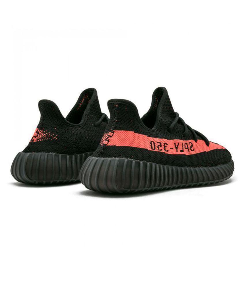 bee640be091 Adidas Yeezy Spy 350 Black Running Shoes - Buy Adidas Yeezy Spy 350 ...