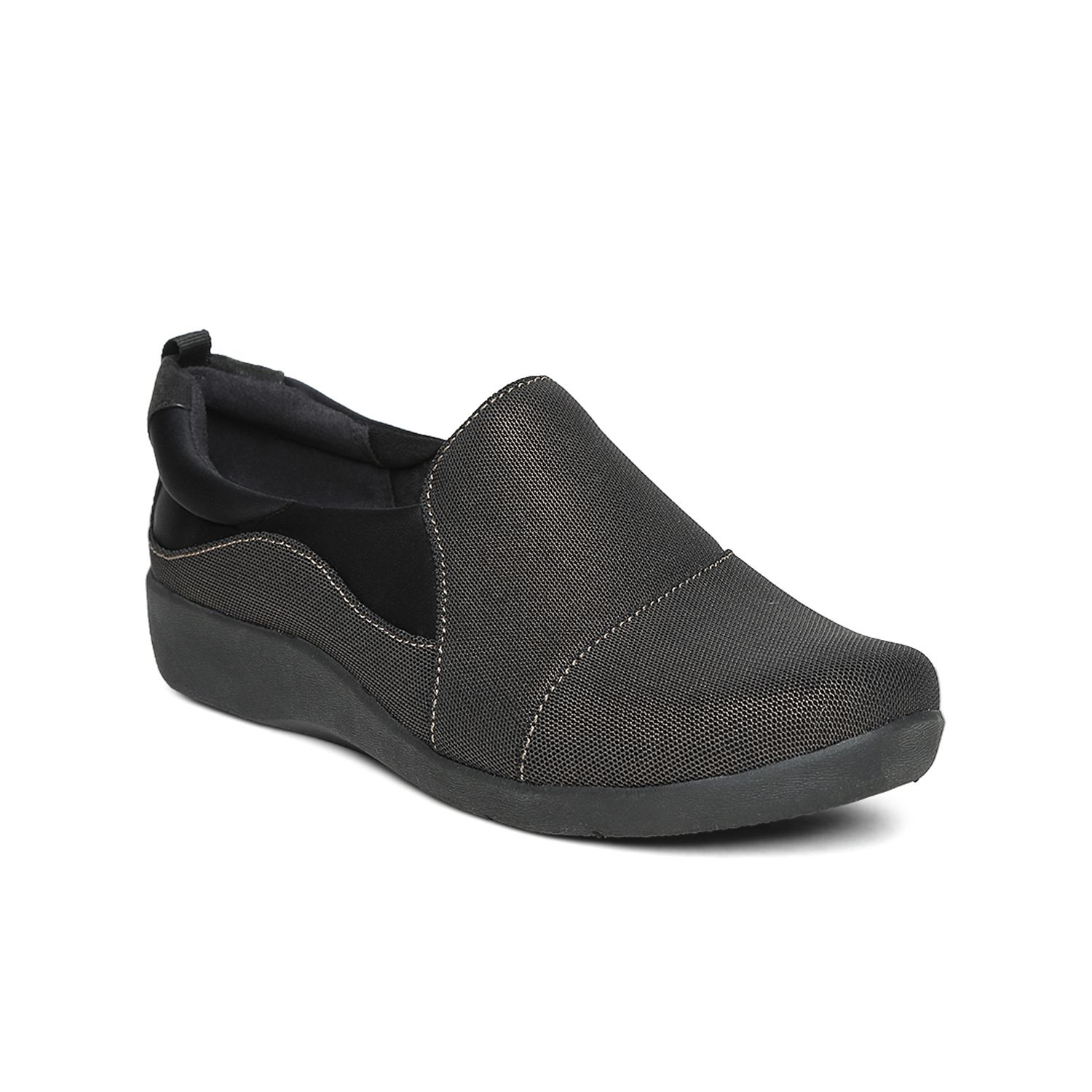 Clarks Brown Casual Shoes