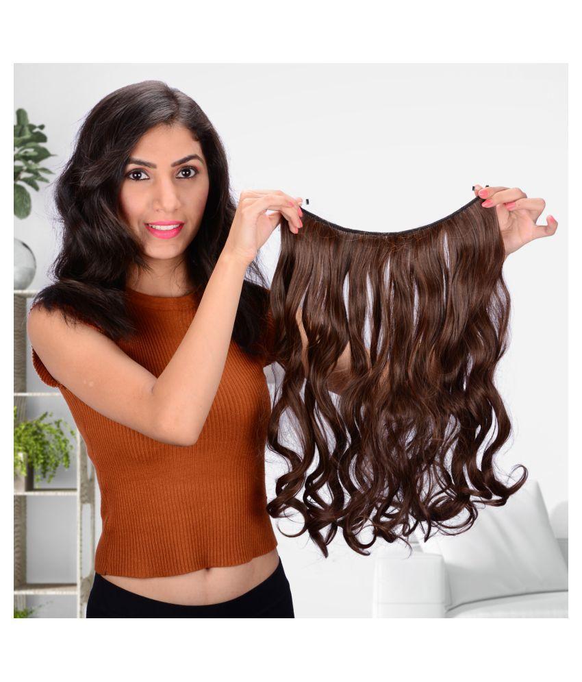 Dynamo Clip In Hair Extension Black Buy Dynamo Clip In Hair