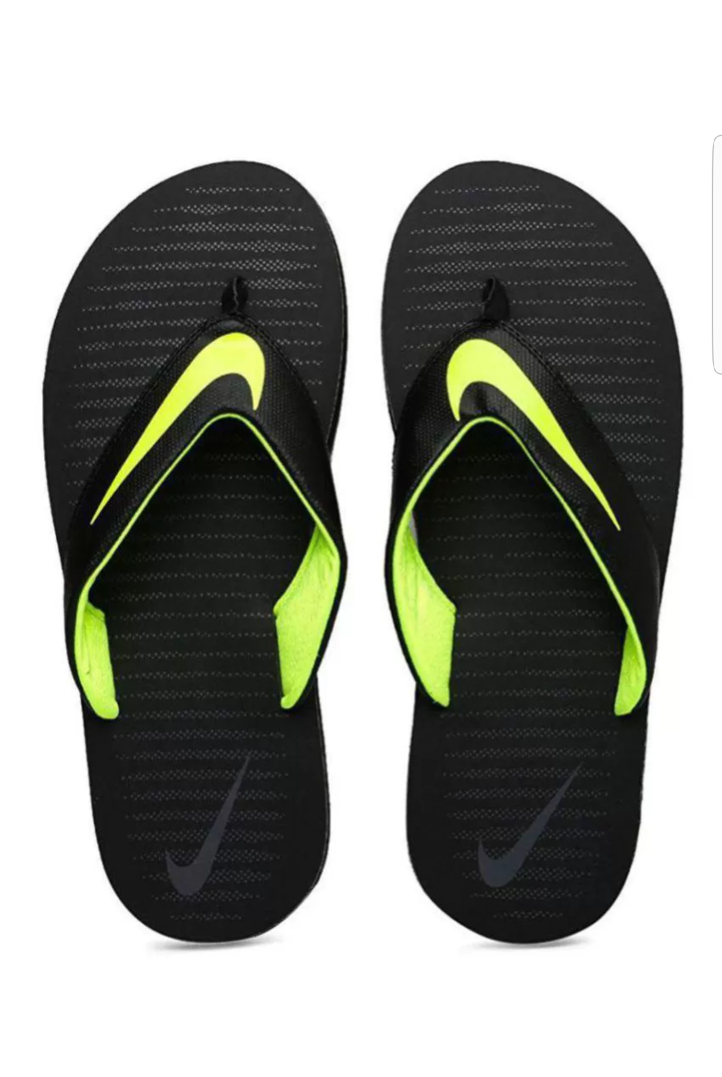 0a6ca233bb97 Nike Green Thong Flip Flop Price in India- Buy Nike Green Thong Flip Flop  Online at Snapdeal