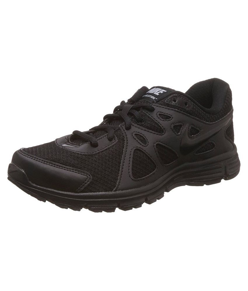 Nike 554954-001 Revolution 2 Black Training Shoes - Buy Nike 554954-001 Revolution  2 Black Training Shoes Online at Best Prices in India on Snapdeal 6d1def7f0