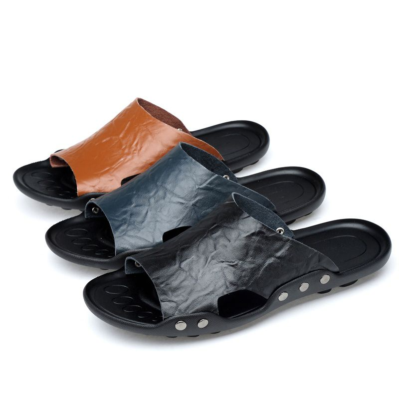 f99e50863 Men Sandals Beach Slippers Casual Walking Shoes Price in India- Buy Men  Sandals Beach Slippers Casual Walking Shoes Online at Snapdeal