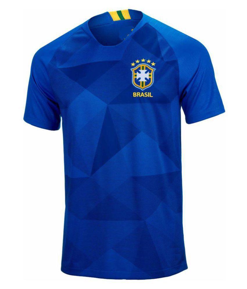 FIFA World Cup Brazil National Team Jersey (NEYMAR JR)