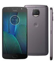 Motorola G5 Plus ( 32GB , 4 GB ) Black & Grey