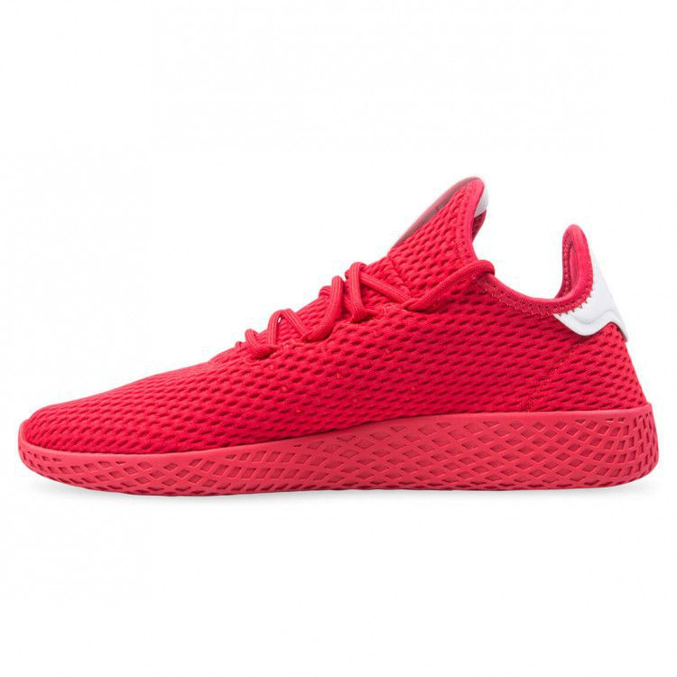 afe275ee2a37a Adidas PHARRELL WILLIAMS TENNIS HU Red Running Shoes - Buy Adidas ...