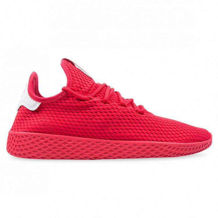 get online presenting new lower prices Adidas Pharrell Williams Tennis Hu Red Running Shoes