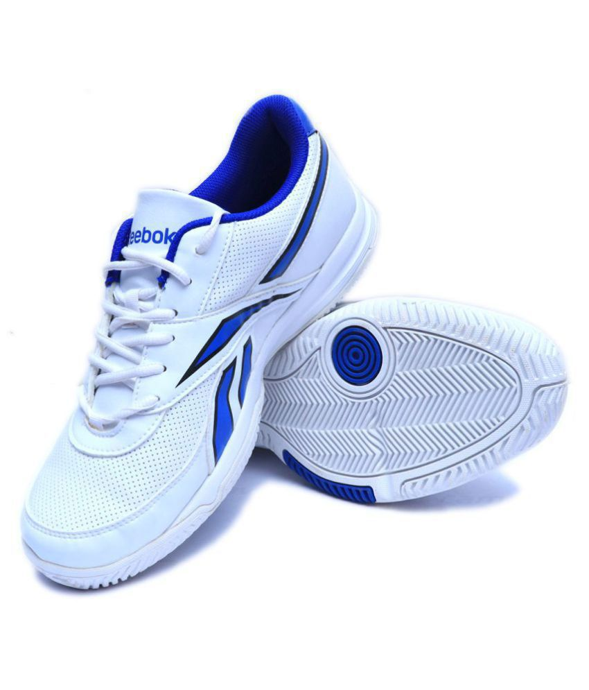 ceab3c32eb8e Reebok Overhead RBK White Running Shoes - Buy Reebok Overhead RBK White Running  Shoes Online at Best Prices in India on Snapdeal