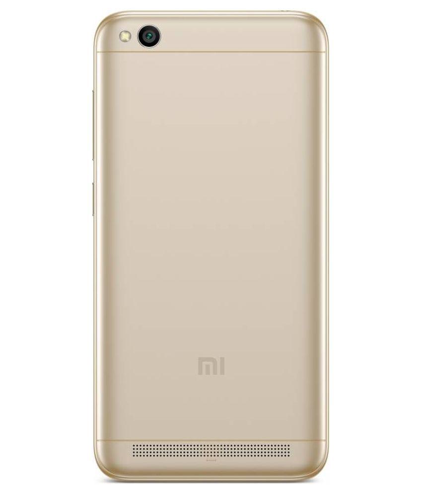 Redmi 5A ( 32GB , 3 GB ) Gold