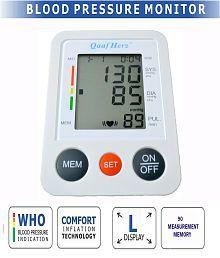 QHI Digital Blood Pressure Monitor