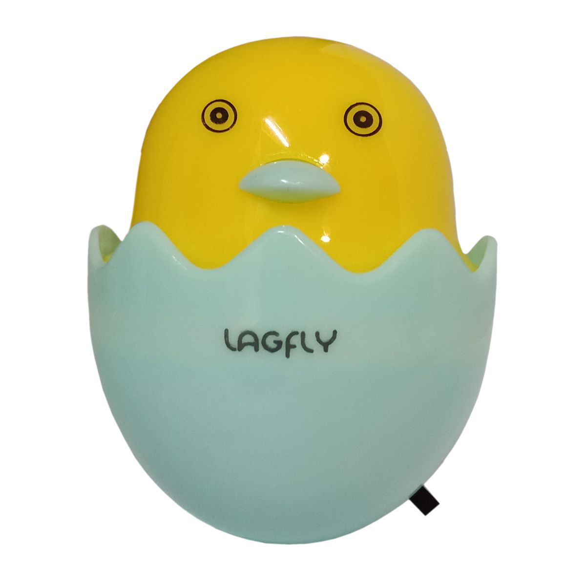 lagfly Night Lamp Yellow - Pack of 1
