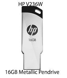 HP V236W 16GB USB 2.0 Utility Pendrive Pack of 1