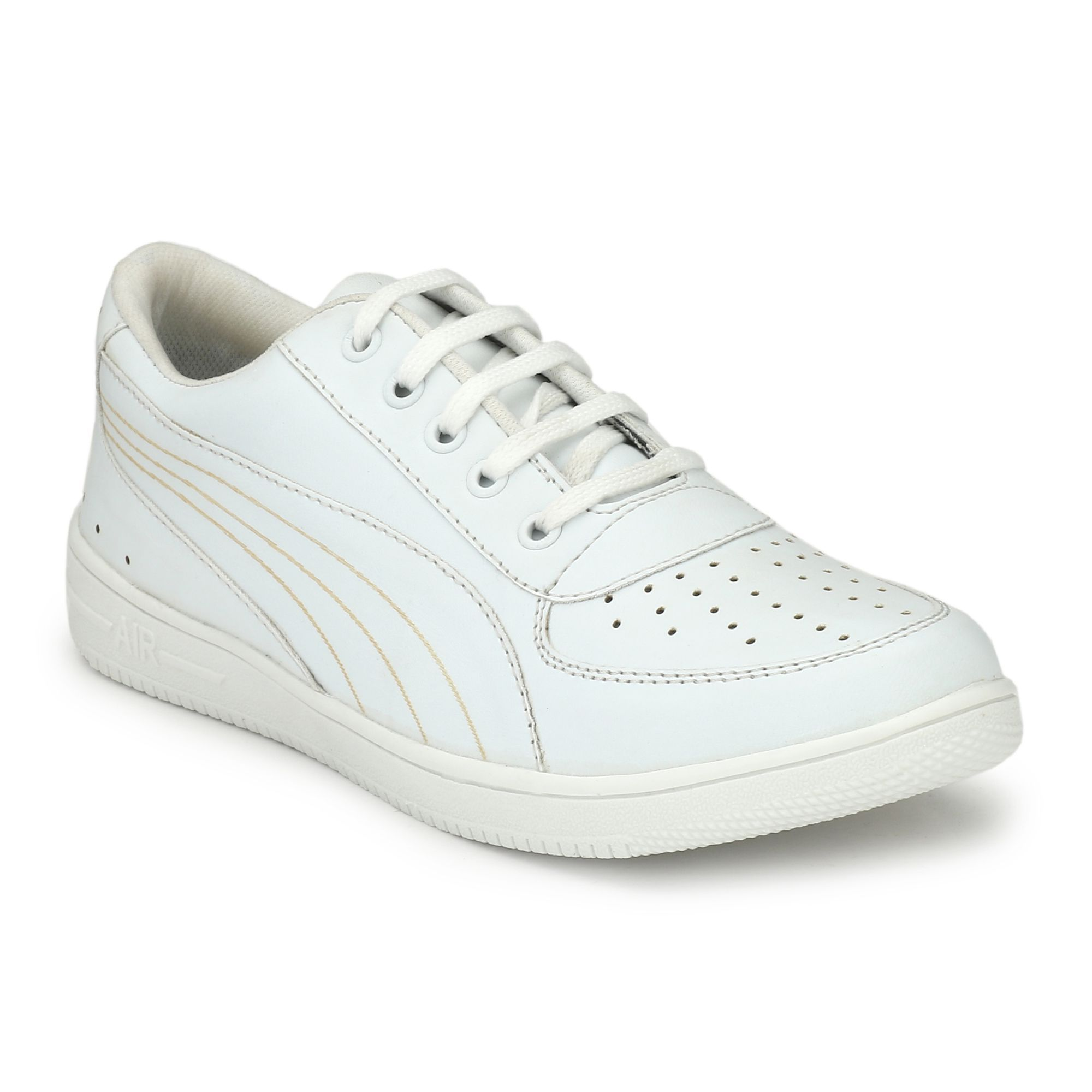 34f1ca0beaaa AARIC LC24 Sneakers White Casual Shoes - Buy AARIC LC24 Sneakers White  Casual Shoes Online at Best Prices in India on Snapdeal