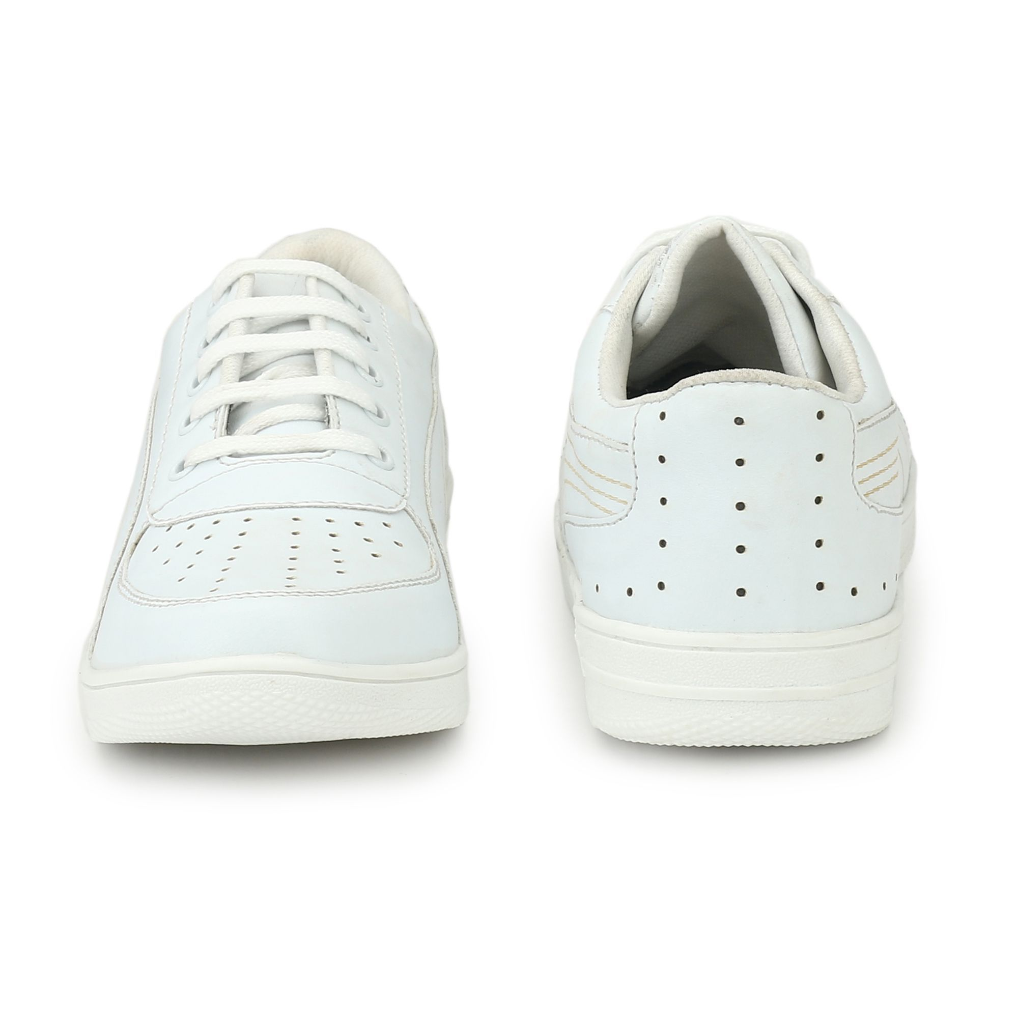 fd5c31a51fbe ... AARIC LC24 Sneakers White Casual Shoes ...