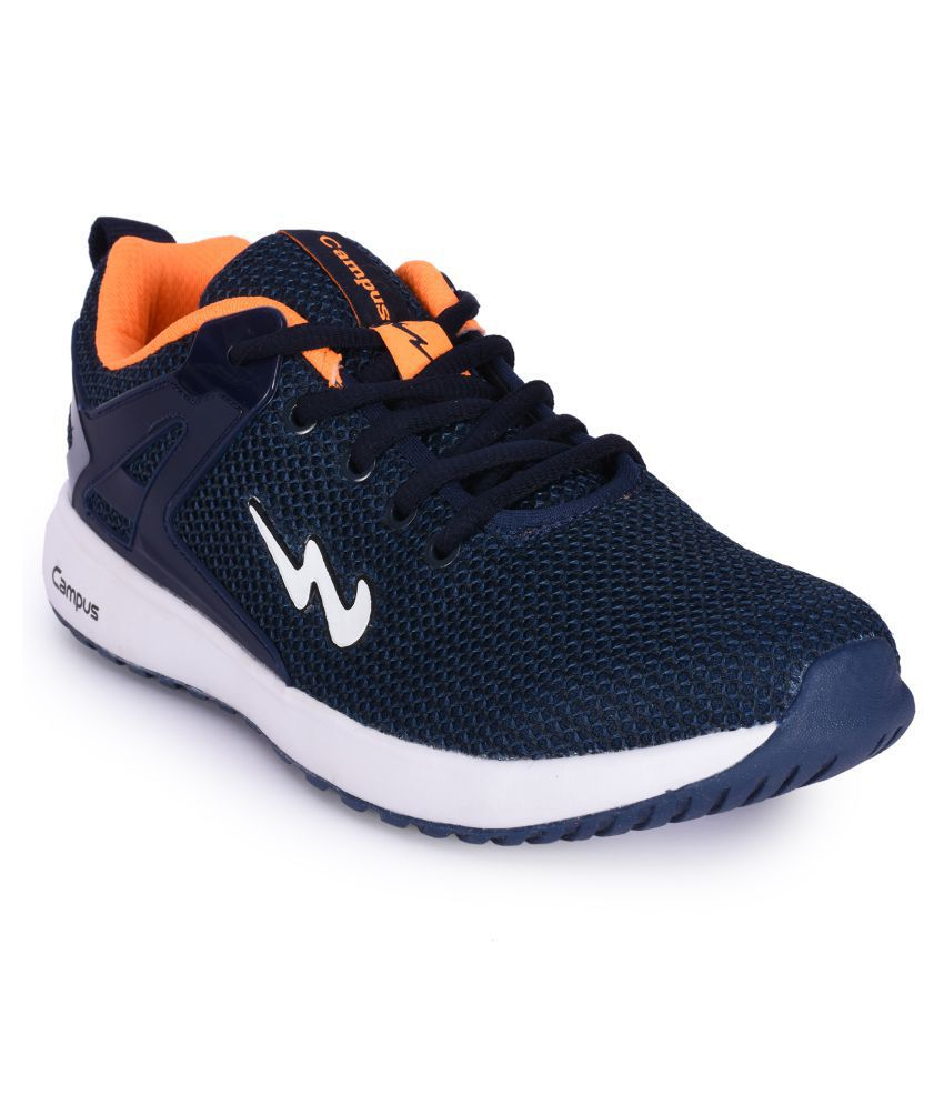 new product 755a0 c6bca Campus IMPULSE Navy Running Shoes - Buy Campus IMPULSE Navy Running Shoes  Online at Best Prices in India on Snapdeal