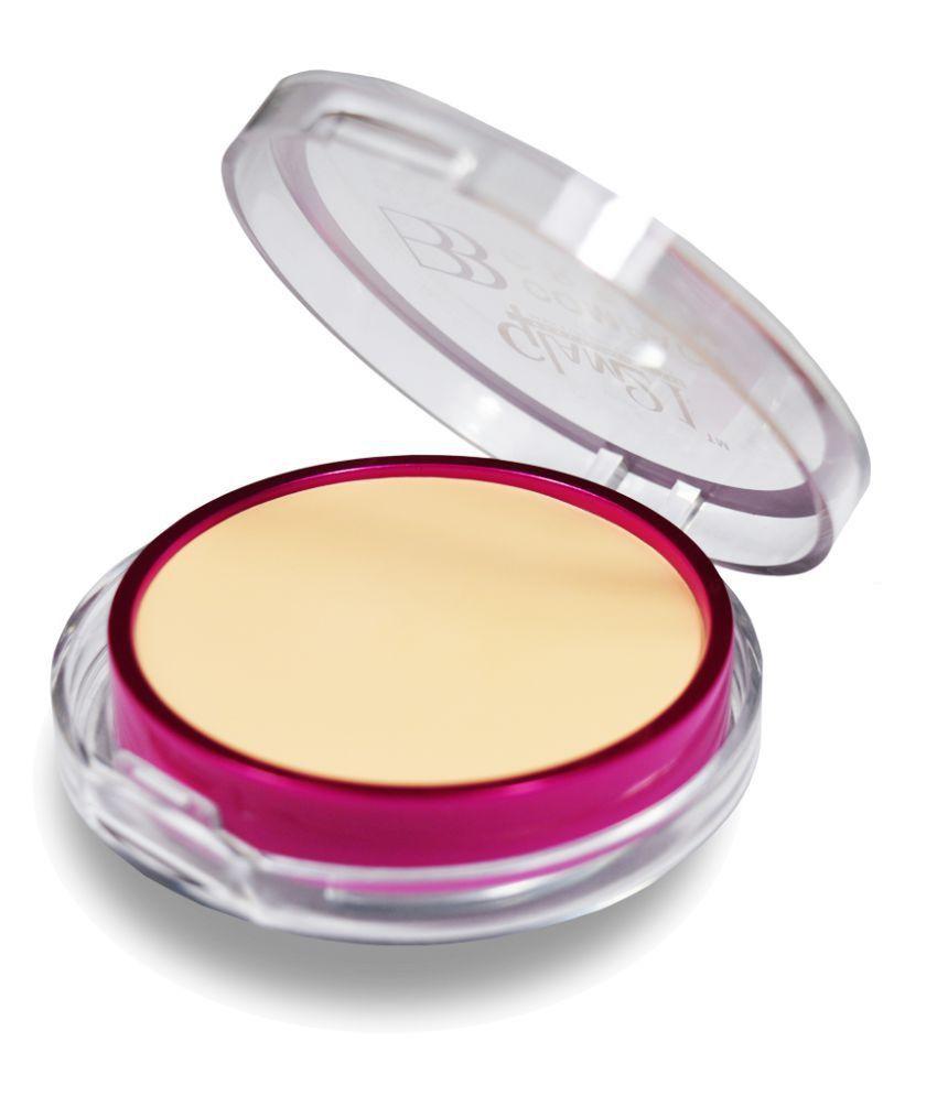 Glam21 BB Compact Cream 03 SPF 15+++ With Free LaPerla Kajal