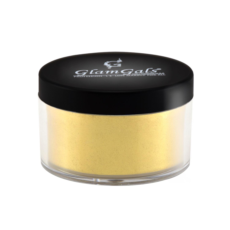 GlamGals Illuminator Retouching Powder Gold  30 gm