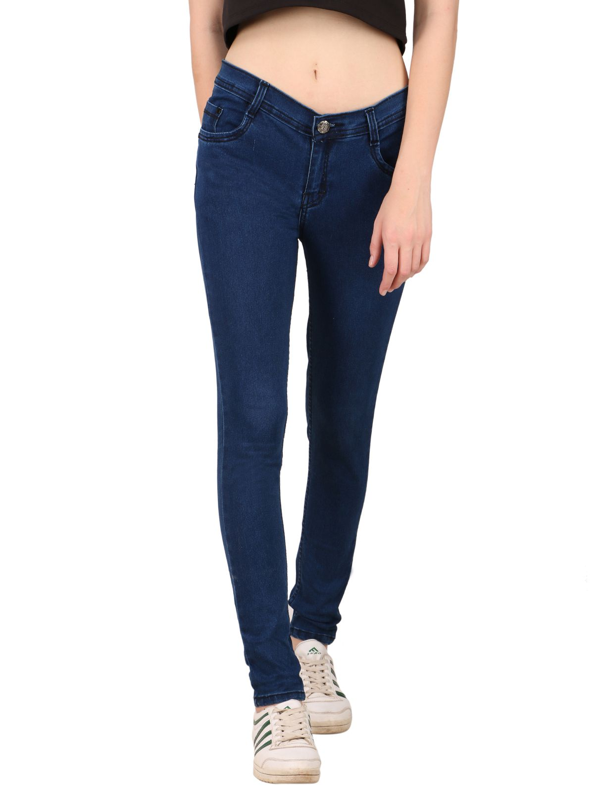 KA Fashion Denim Jeans - Blue