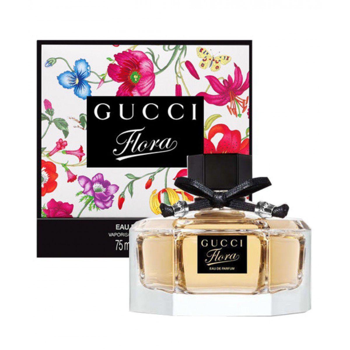 Gucci Frags Flora Eau De Parfum 75 Ml Buy Online At Best Prices In