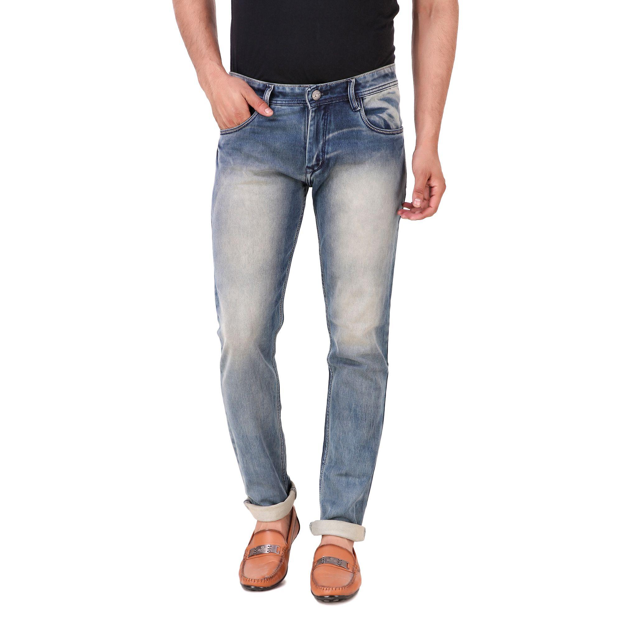 Jaibros Light Blue Slim Jeans