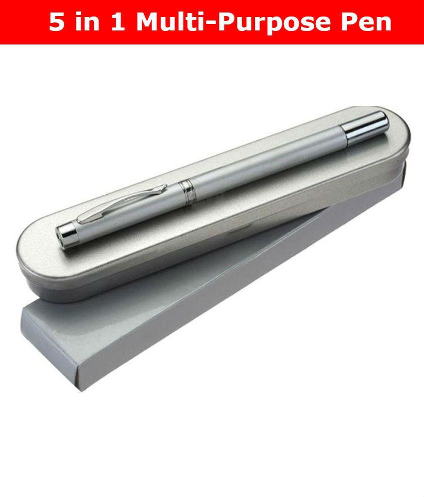 ... Tuelip LED Laser Pointer - 4 in1 Red LED Laser Pointer Pen  5730bff3701d