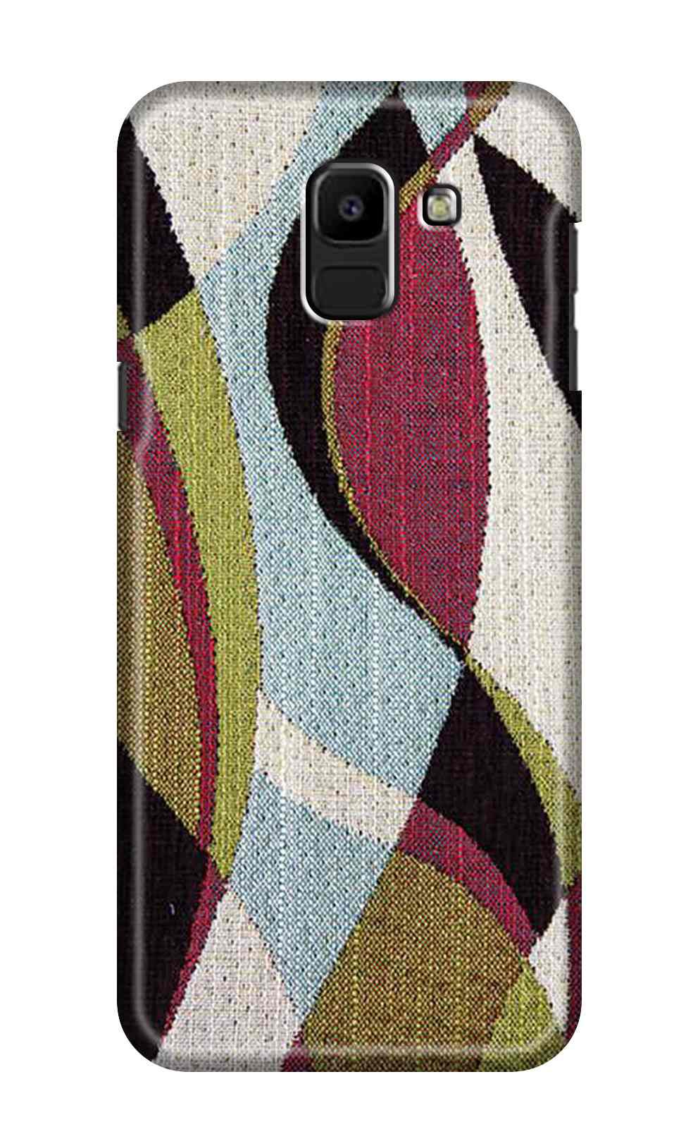 Samsung Galaxy J6 Printed Cover By ZAPCASE