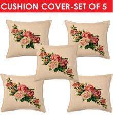 Cushion Covers - Set of 5