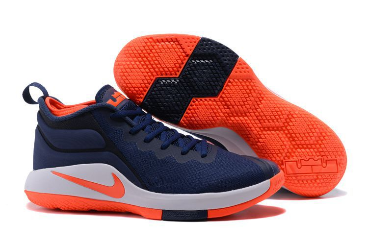 7168314d259 Nike LEBRON WITNESS II EP Blue Basketball Shoes - Buy Nike LEBRON WITNESS  II EP Blue Basketball Shoes Online at Best Prices in India on Snapdeal