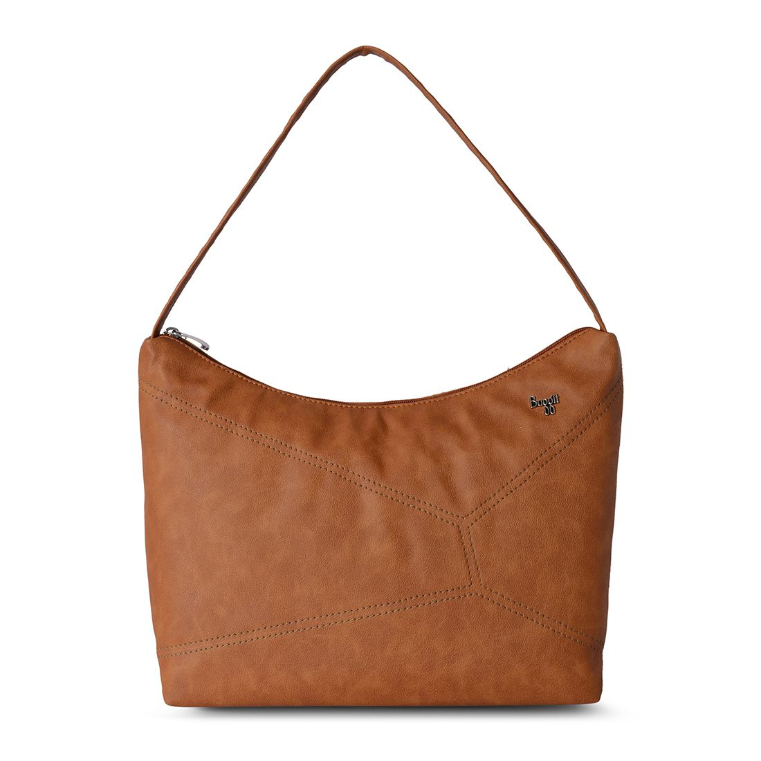 Baggit Brown P.U. Shoulder Bag