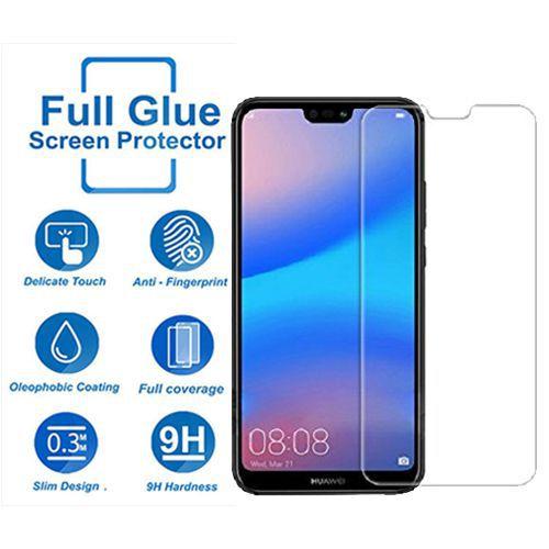 new style 37454 c36e1 Huawei P20 Lite Tempered Glass Screen Guard By Cell First