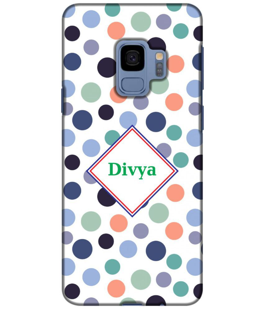 Samsung Galaxy S9 3D Back Covers By Printland