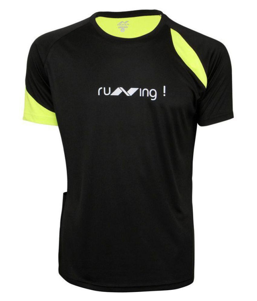 Nivia Running Oxy-3 Fitness T-Shirt-n1859xl1