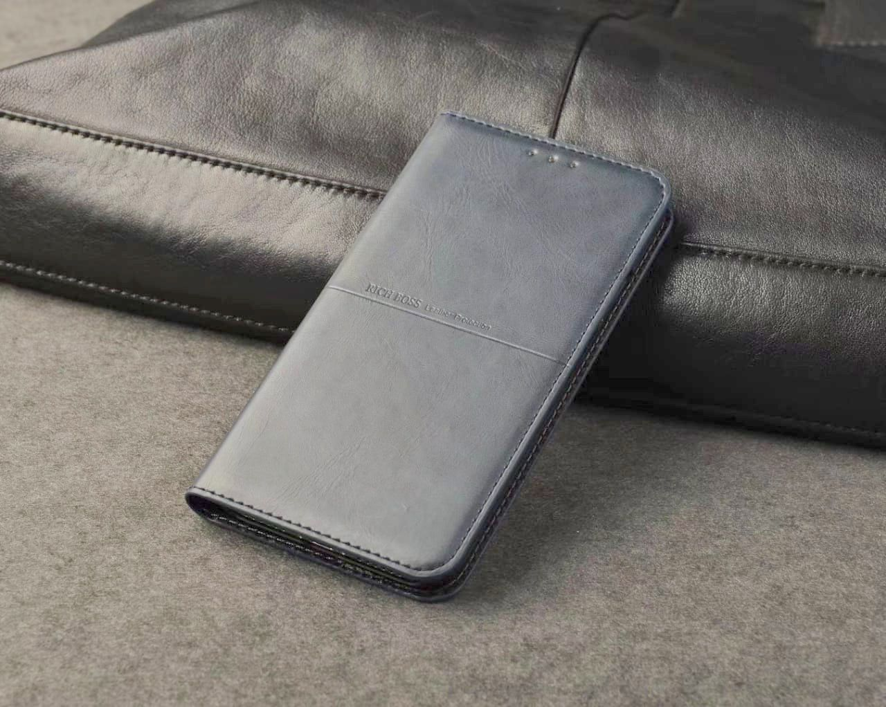 Samsung Galaxy S9 Plus Cover Combo by Firstgear Premium Leather Flip