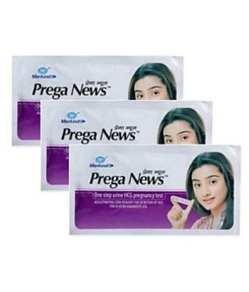 MANKIND PHARMA LTD. PREGA NEWS PACK OF 3 3 gm