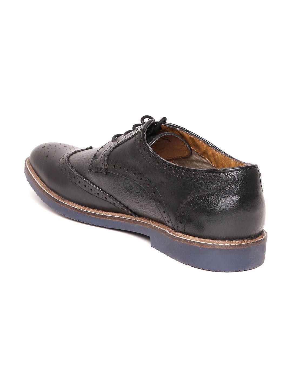Buy Allen Solly Black Formal Shoes