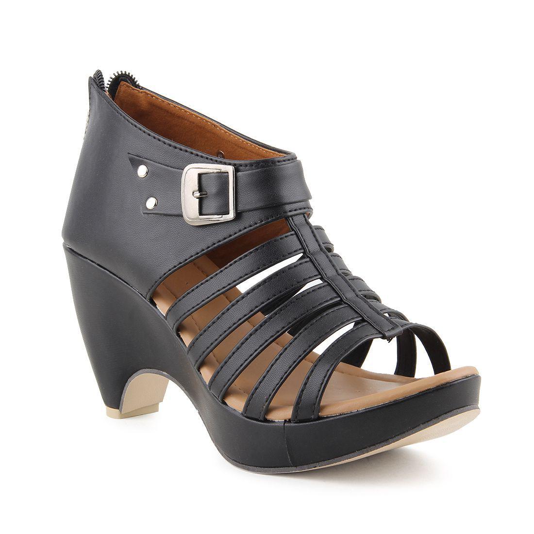 Cute Fashion Cream Cone Heels