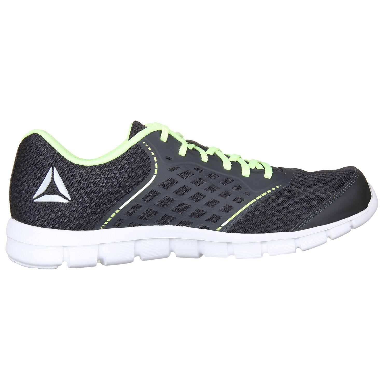27c350565cee2 Reebok CN4368 Black Running Shoes