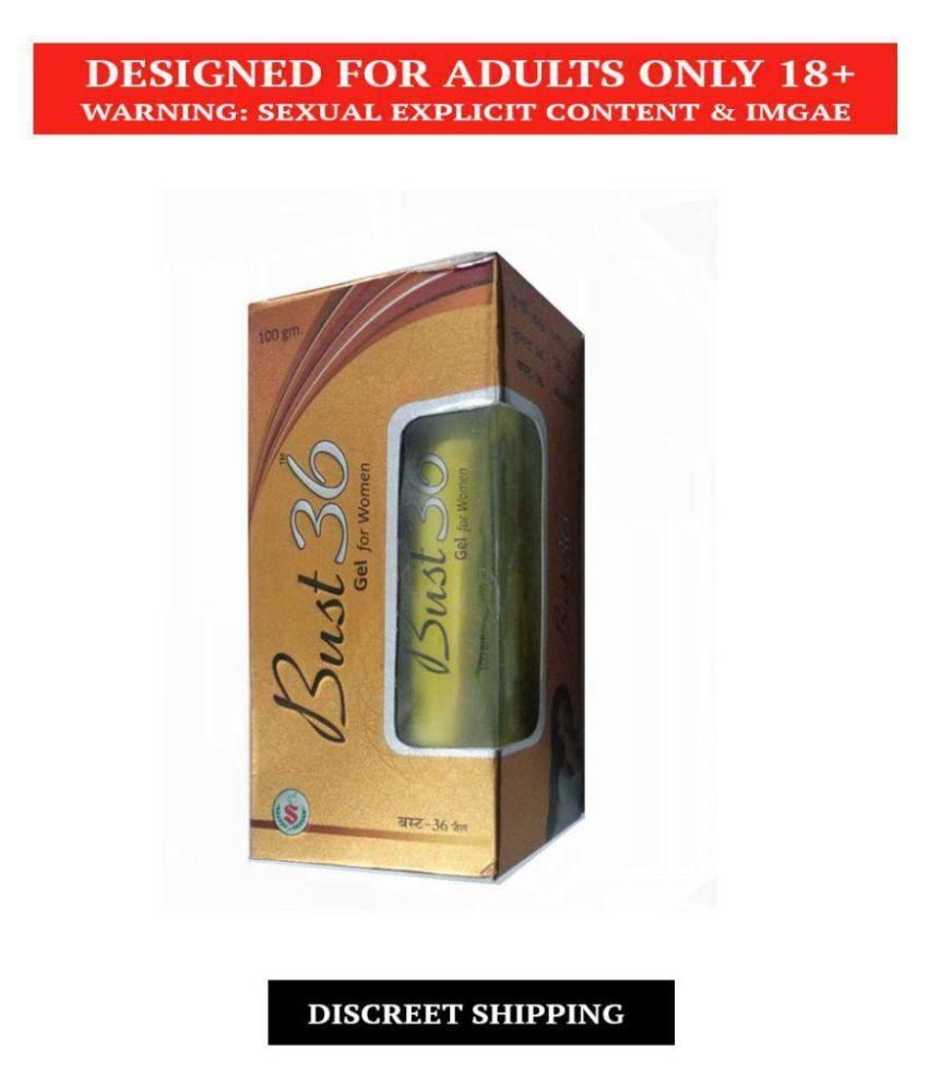 Bust 36 Breast Enlargement Gel Pack of 2: Buy Bust 36 Breast Enlargement  Gel Pack of 2 at Best Prices in India - Snapdeal