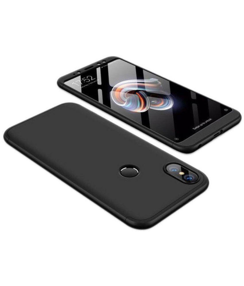 premium selection 449af 45b33 Xiaomi Redmi Y2 Shock Proof Case JMA - Black