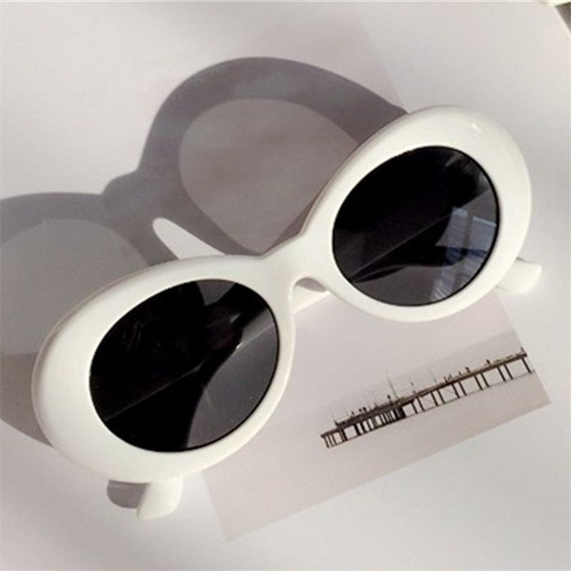 ZXG Multicolor Aviator Sunglasses ( NIRVANA Kurt Cobain Round Glasses Sunglasses Wome )