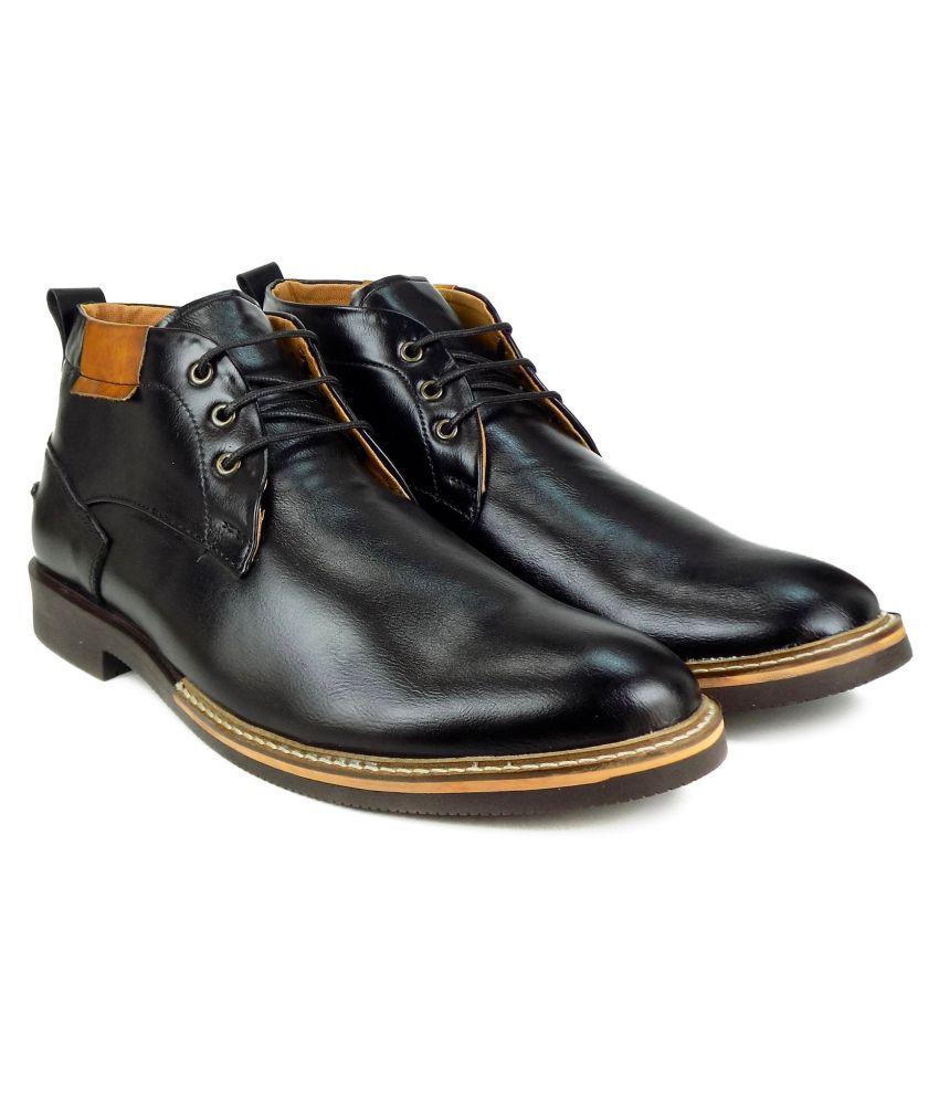 Ripley Black Chukka boot