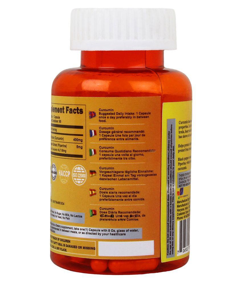 Delhi Nutraceuticals 3 Capsule 30 mg: Buy Delhi