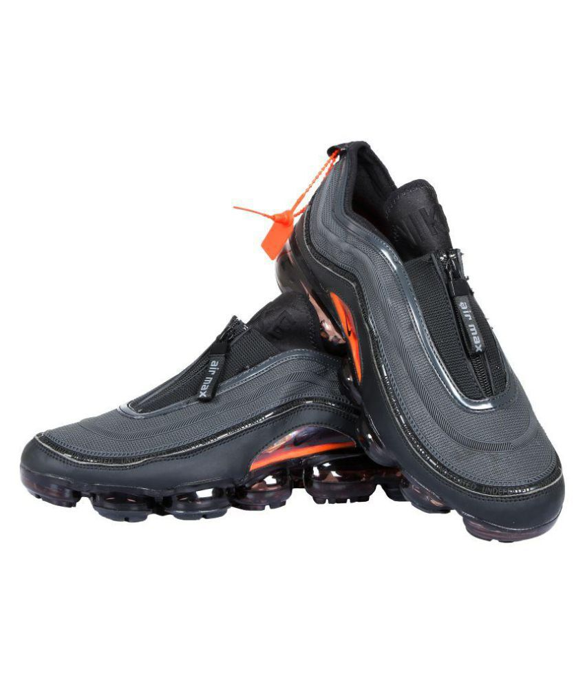 0f07c6deaf1 Nike air max 97 bullet Black Running Shoes - Buy Nike air max 97 bullet  Black Running Shoes Online at Best Prices in India on Snapdeal