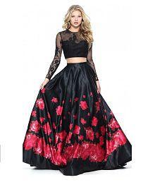kavya fashion world Black Bangalore Silk Circular Semi Stitched Lehenga